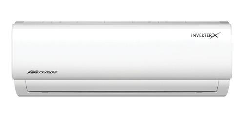 Aire Acondicionado Mirage Mini Split Inverter Frío/calor 23500 Btu Blanco 220v Emc261k cmc261k