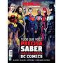 Revista Mundo Estranho Tudo Sobre A Dc Comics