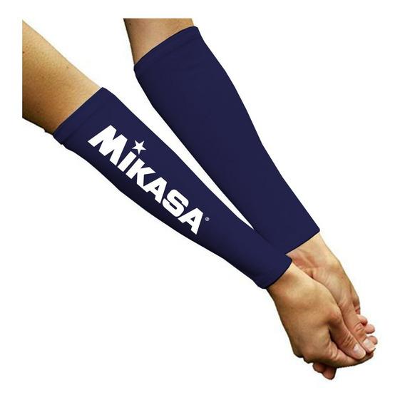 Mangas Deportivas Cubre Antebrazo Volley Voley Mikasa X Par