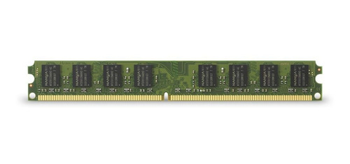 Memória Ram Valueram Color Verde  2gb 1 Kingston Kvr800d2n6/2g