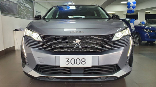 Peugeot 3008 1.6 16v Thp Gasolina Griffe Automático