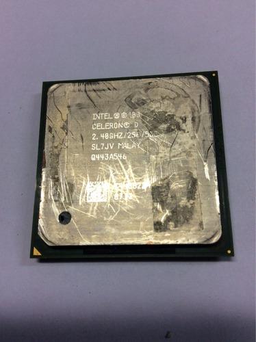 Processador Intel Celeron Sl7jv 2.40ghz/256/533 Original