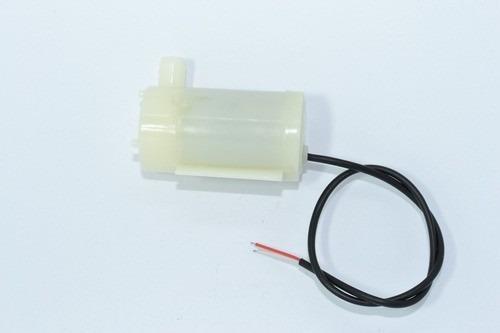 Mini Bomba Água Submersa Arduino Pic 120l/h 3 A 6v