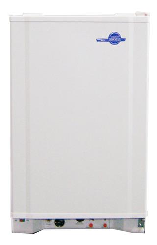 Heladera A Gas Minibar Sianagas Rg-410 Blanca 70l 12v