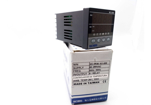 Controlador De Temperatura Maxthermo