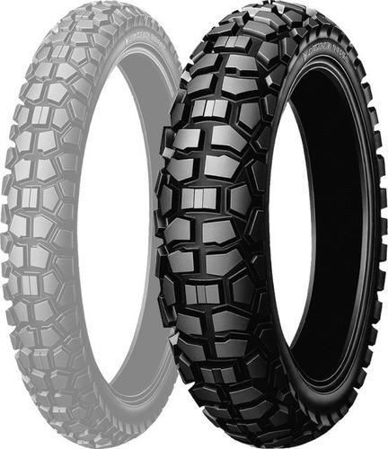 Cubierta Dunlop Moto 120/80-18m 62p D605 Wt #236653
