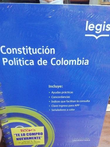 Construcción Política De Colombia Universitaria