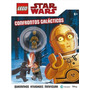 Livro Lego Star Wars Confrontos Galacticos