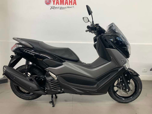 Yamaha Nmax Abs Preta 2021