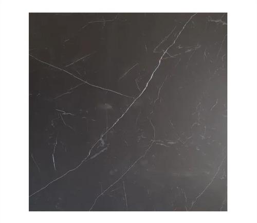 Porcelanato Spl Negro Marquina Satinado Lamina 80x80 1ra
