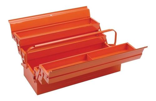 Caja Herramientas Bahco Plegable 5 Compartimentos 3149 Verde