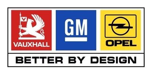 Adesivo Vauxhall Gm Opel Para Chevrolet Monza