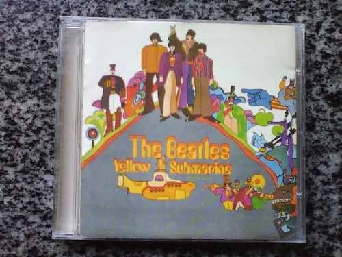The Beatles Yellow Submarine Cd Original