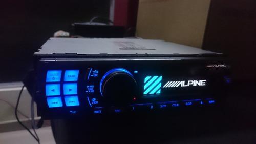 Stereo Alpine Cda 117  Leer No Pioneer No Kengood Exelon