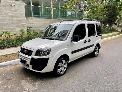 Fiat Doblo 2019 1.8 16v Essence 7l Flex 5p