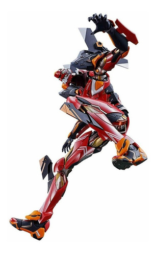 Evangelion Eva 02 Metal Build Bandai - Nuevo, Sellado