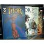 Thor E Loki Coleção 4 Edições Especiais Capa Dura (usadas).
