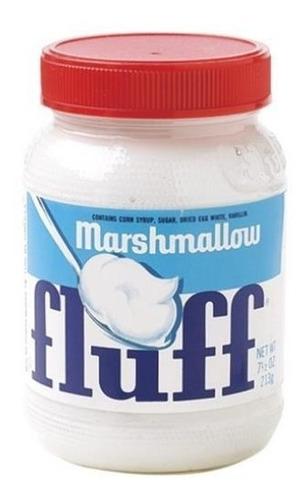 Marshmallow De Colher Pote Fluff - O Melhor Do Mundo - 213g