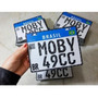Placa Decorativa Moby 49cc I