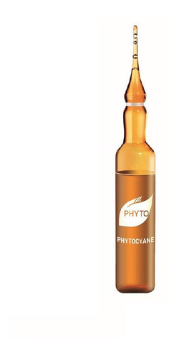 Phytocyane Tratamiento Anti-caída Y Crecimiento. 12 Ampollas