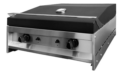 Parrilla Grill Multigas Kokken Acero Inoxidable 67 X 60 Cm