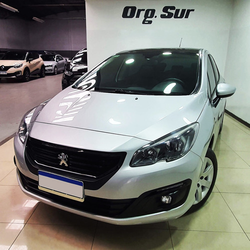 Peugeot 308 1.6l Allure 5p Mt Con Gnc