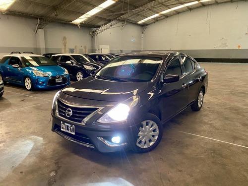 Nissan Versa 1.6 Sense Pure Drive 2016 $460.000 Y Cuotas!
