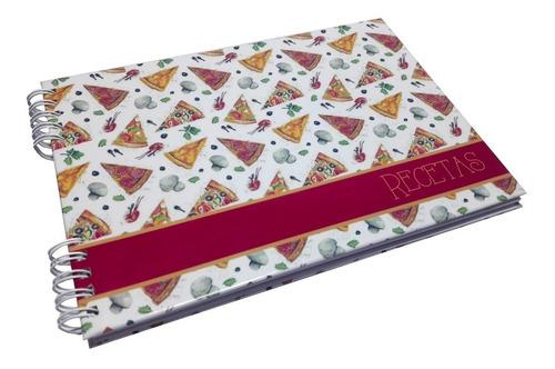 Cuaderno De Recetas/recetario
