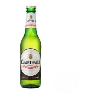 Cerveza Clausthaler 0% Alcohol Alemania Pack X 6 Porron 330