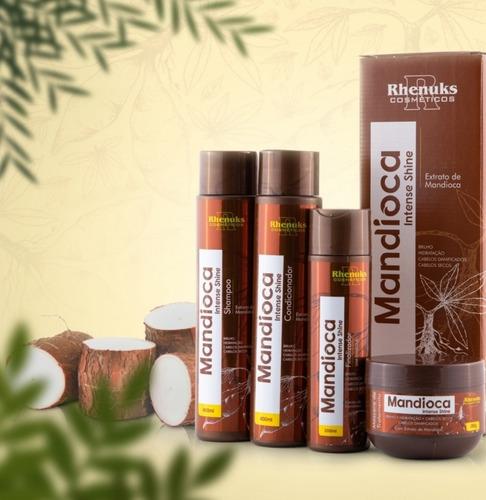 Rhenukskit Completo Mandiocabrillohidratacion