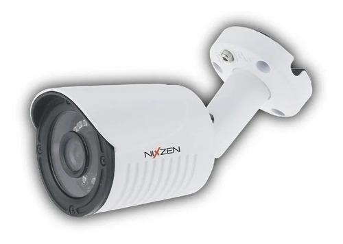 Cámara 1mpx Nixzen Metalica Ir 3.6mm Ahd-cvi-tvi-960h