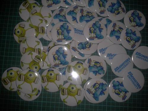 Pins Personalizados 56 Mm. Prendedores