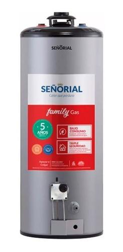 Termotanque Señorial Family A Gas 85 Litros
