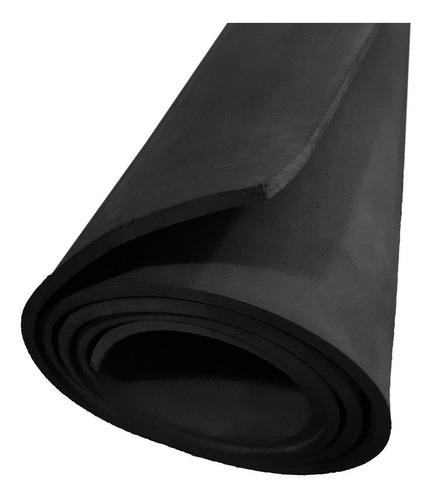 Plancha Goma Eva Negra 100x150cmts Esp. 5mm