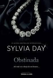 Livro Obstinada Sylvia Day