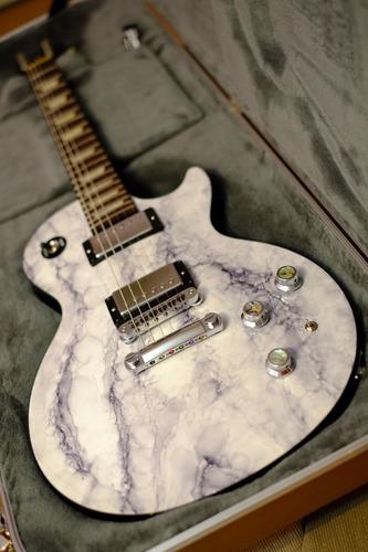 Gibson Les Paul Classic Rock Series 2 Case G-force Limitada