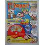 Revista Cd Expert Kids #43 Sem O Cd Turma Da Mônica