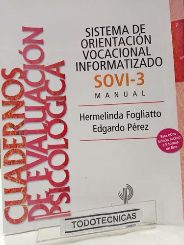 Sovi 3  Manual  (5 Tomas On Line           -pd-