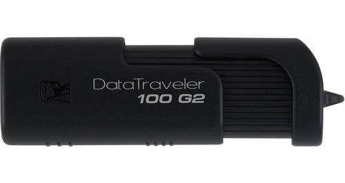 Pendrive Kingston Datatraveler 100 32gb 2.0 Negro
