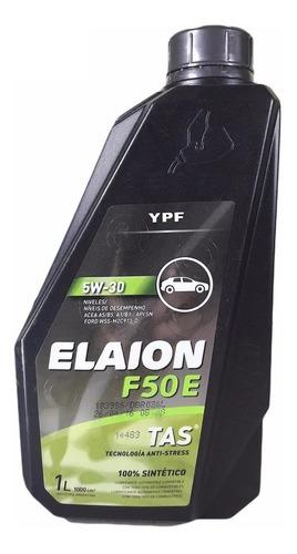 Aceite Elaion F50e 5w30 X4 Litros