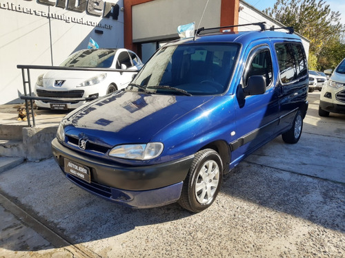 Peugeot Partner Patagonica Full 2009 Impecable Autolider
