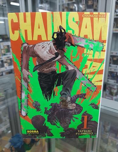 Manga Chainsaw Man  -  Tomo 1 Norma