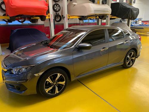 Honda Civic 2019 2.0 Ex-l 2017