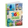 Livro Para Colorir 365 Desenhos Disney Pixar Infantil