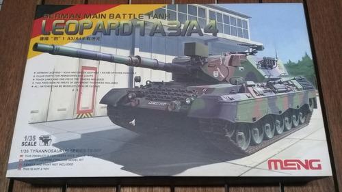 Meng 1:35 Leopard 1 A3/a4