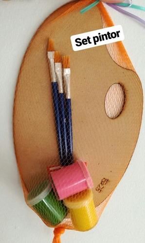 Set Arte .pintor/a