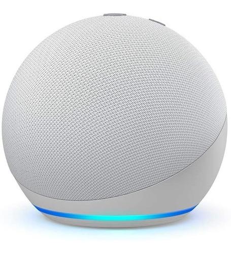 Alexa Echo Dot 4ª Ger Som Premium Automação Casa Inteligente