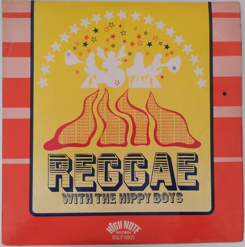 Lp - The Hippy Boys - Reggae With The Hippy Boys