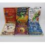 Lote 6 Livros Como Treinar Seu Dragão Mudar Quebrar P5938