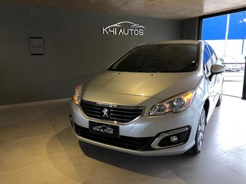 Peugeot 408 Allure 208 1.6 Usado Anticipo Y Cuotas